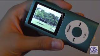 REVIEW: Tomameri Slim Portable MP4 Player (16GB)