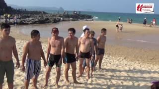 Du lịch Phú Yên tổ chức các hoạt động tour du lịch
