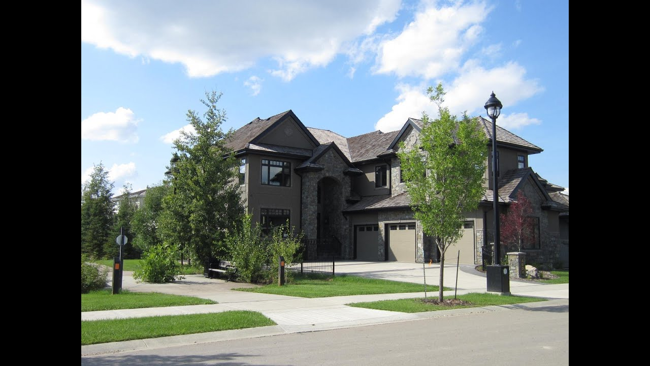 Sandy pon presents luxury homes in edmonton alberta for Home builders in canada