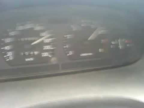 Daewoo Nubira 0-180 km\h
