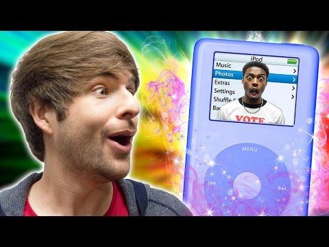 Magic Ipod video