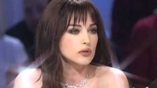 Richard Clayderman Eleana Monica Bellucci La sonrisa más bella The most beautiful smile