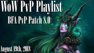 WoW PvP Playlist #4 BFA Ready Mix (Rock/Metal/Alternative ) (August 19th, 2018)
