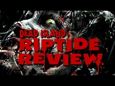 Dead Island Riptide REVIEW!