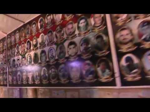 Syrie - Homs - Un des murs de Martyrs