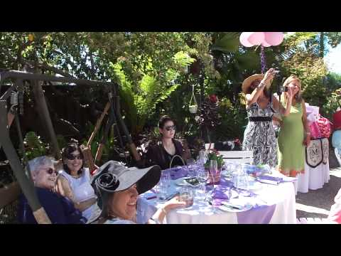 Angel New Friends Wedding Shower With Mother In Law At Foster City June 30, 2012 video
