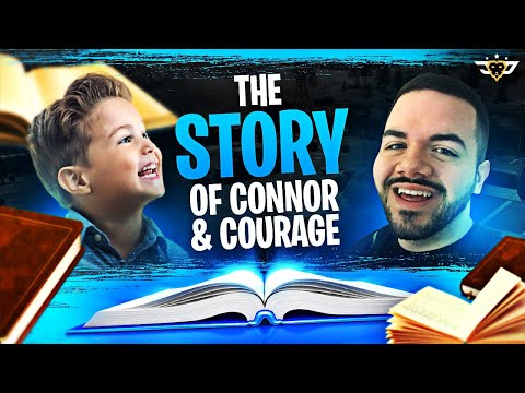 THE STORY OF CONNOR AND COURAGE! HUGE ANNOUNCEMENT! ***EMOTIONAL***