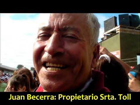 Señorita Toll, Rio Seco (07-04-13) Nuevo Video!