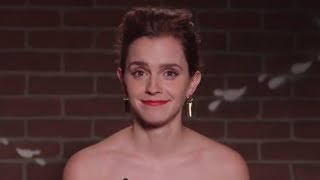 Jennifer Lawrence, Emma Watson & Gal Gadot Read MEAN Tweets On Kimmel