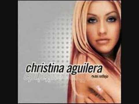 letra christina aguilera reflection: