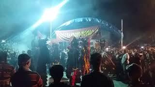 Rogo samboyo putro live baleturi prambon ricuh