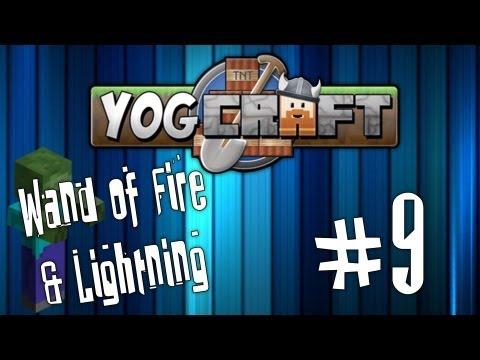 Yogcraft Adventures #9 - Wand of Fire & Lightning
