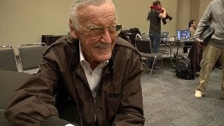 New York Comic Con 2012: Stan Lee on the Future of Comics