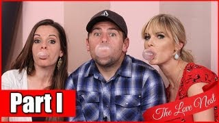 Parenting Tips on The Love Nest with CarlieStylez, ShayCarl, and Katilette