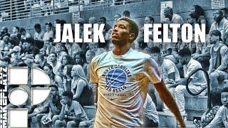 UNC's Jalek Felton Dominates the Josh Level Classic!