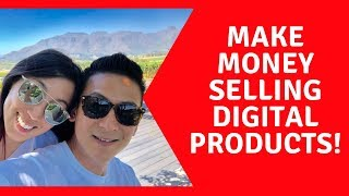 How To Make Money Selling Digital Products - In 5 Easy Steps!