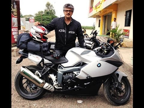 Thala Ajith Bike Ride At Chennai City video
