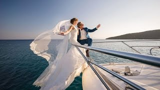 E&L - Wedding Highlights in Kempinski Barbaros Bay Bodrum
