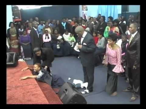 Instant deliverance by fire With Pastor Shiko APWAM @ CFC PUSH JOHANNESBURG