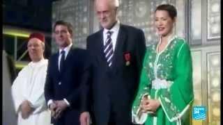 فرنسا ـ المغرب ـ الأميرة للا مريم تكرم ثلاث شخصيات تمثل الديانات السماوية الثلاث