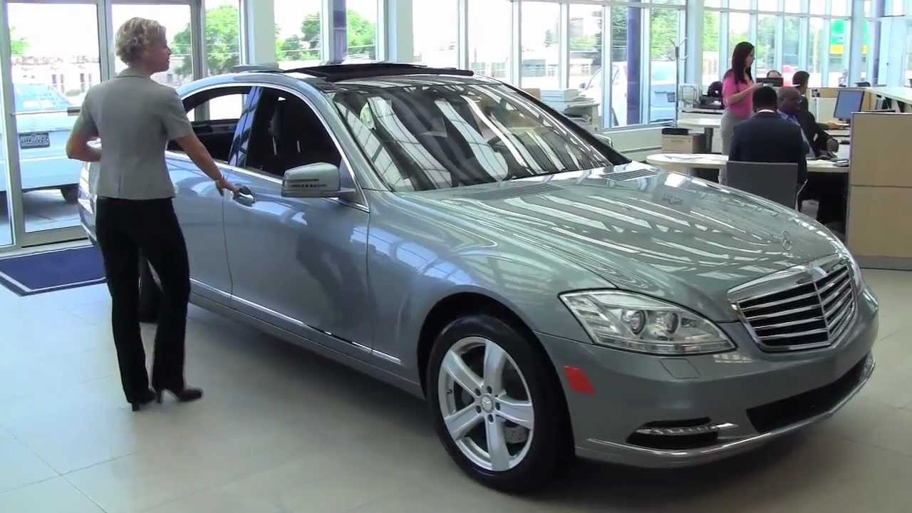 The new 2013 mercedes benz s550 feldmann imports for Mercedes benz bloomington mn