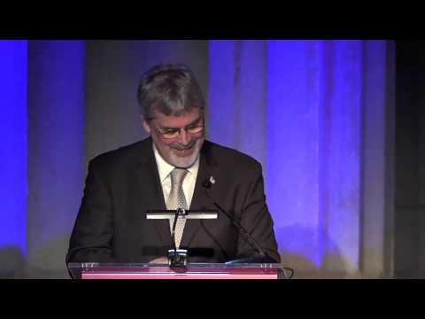 Captain Richard Phillips Introduces Paul Greengrass, 2014 AAM Awards Dinner