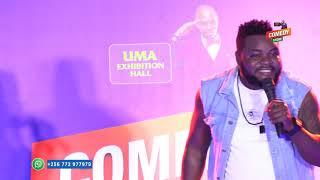 Alex Muhangi Comedy Store April 2019 - MADRAT & CHIKO (Rwanda)