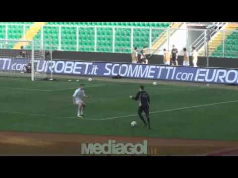 Sintesi partita in famiglia Palermo – 16/03/2011 – Mediagol.it