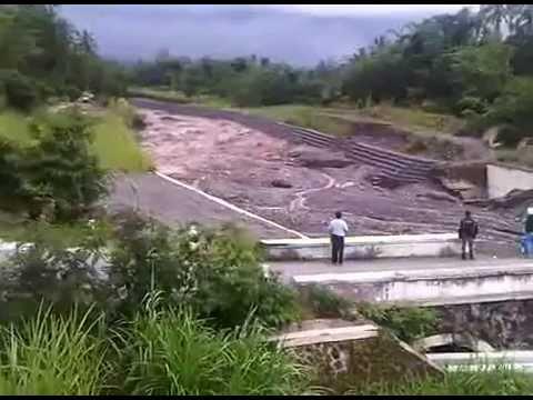 Banjir Lahar Dingin Kali Putih Muntilan