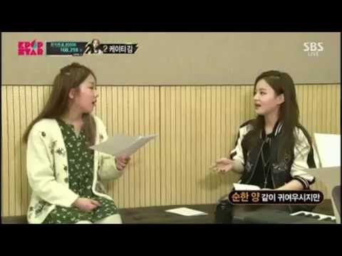 [Cuts] Lee Hi on Kpop Star 4  - 040515