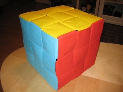 Origami -The Ultimate Rubik's