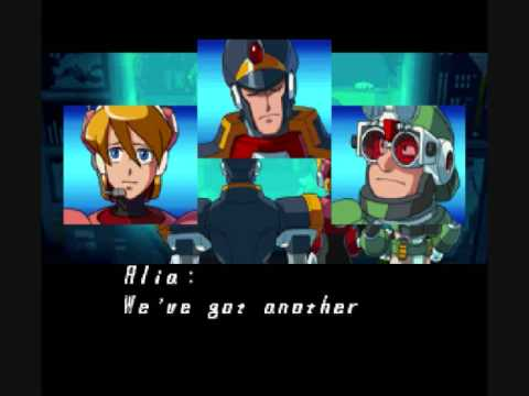 Megaman X5: Megaman X's Bad Ending
