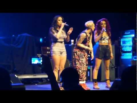 Stooshe - Kiss Chase - AMERICAN DEBUT - SXSW