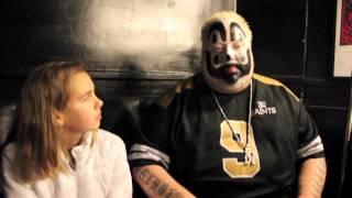 Watch Insane Clown Posse Interview video