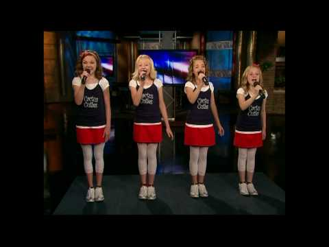 Cactus Cuties Sing Star Spangled Banner - Fourth of July '08 Video
