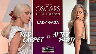 Wrapped Low Ponytail & Loose Beach Waves | Lady Gaga Oscar Look | #OscarsBestTRESsed | TresemmeIndia