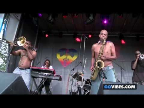 "Fishbone performs ""Party At Ground Zero"" at Gathering of the Vibes Music Festival"
