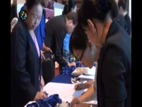 DVB -30-10-2014 ျမန္မာနိုင္ငံမွာ ဘဏ္အသံုးျပဳသူရာခိုင္ႏႈန္း နည္း