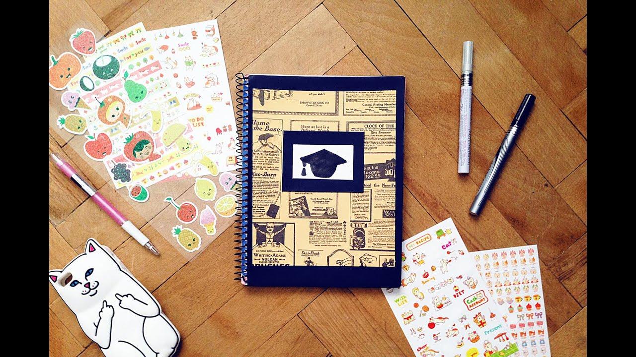 Блокнот с нуля за 30 минут своими руками: публикации и мастер 84