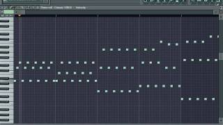 FL Studio trance project: Anisotropy - In Quest Of Angel (original 2009 edit)