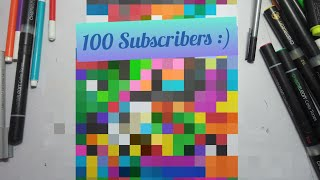 100 Subscribers special ! (Tysm 💕 for 💯 Subscribers)
