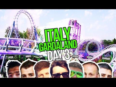 ITALY GARDALAND DAY 3