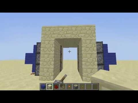 Piston Door 3x2 3x2 Flush Piston Door