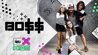 Download Lagu BO$$ (BOSS) - Fifth Harmony - Coreografia | FitDance XKids Gratis STAFABAND