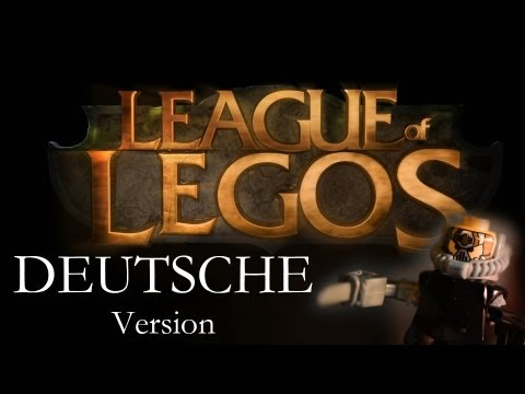 LEAGUE of LEGOs - Episode 1 GERMAN