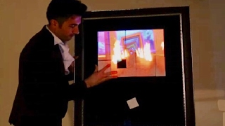 Puzzle of Life / Magician Ozgur Kapmaz Technology promo video