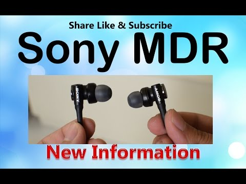Hindi Review - Which earphones are best? Sony MDR-XB50AP EXTRA BASS