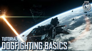 Star Citizen: Tutorial - Combat Training, Dogfighting Basics | Part 6