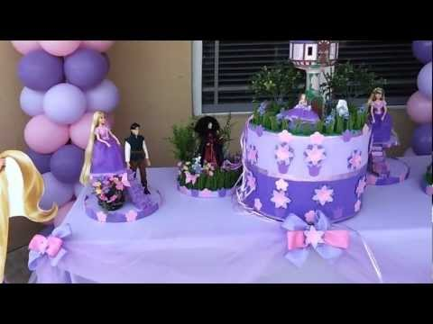 Diy Tinkerbell Party Decorations