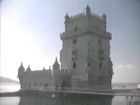 Portugal - Tower - Torre De Belem - Travel - Jim Rogers World Adventure